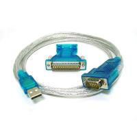 USB TO SERIAL/PARALLEL CABLE