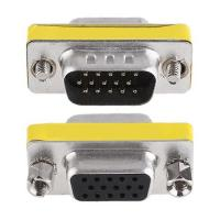 Vga male to female connector