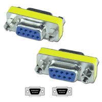 DB-9 FEMALE TO FEMALE CONNECTOR