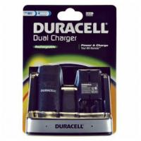 Duracell W090BDU Dual Charger for WII