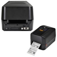 Desktop label printers - lp433n
