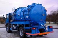 Standard Vacuum Tanker