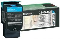 Lexmark c540a1cg cyan -c540/3/4/6/x543/4/6