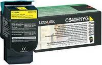 LEXMARK C540H1YG Yellow -C540/3/4/6/X543/4/6