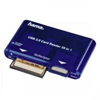 HAMA 00055348 USB 2.0 35 in 1 Card Reader