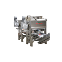 Horizontal mixers - kneaders for cream(MIO-CR)