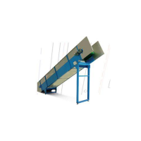 Step loading conveyors