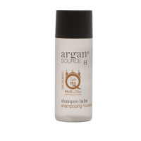 Argan source h: shampoo balm 30ml