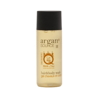 Argan source h: hair & body wash 30ml