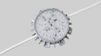 Double protection 60 led point light source