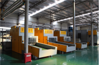 ALPJ-3200 Chemical-Bonded Waddings Production Line