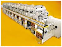 Rotogravure printing press - orion 3000 series