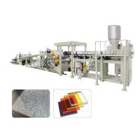 Pc,pmma,abs,ps sheet production line