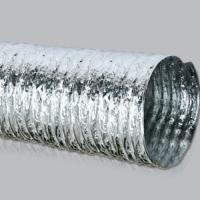 Alu foil,  pet film lamination for flexible air ducts