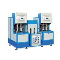 Semi-auto blow molding machine
