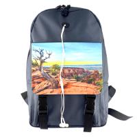 Computer bag blue