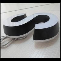 Led acrylic letter