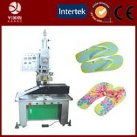 Printing machine of slippers for heat transfer machine