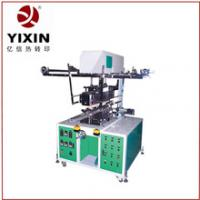Golf clubs heat transfer machine for rod shaped product