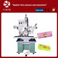 Stationery plastic pencil case heat transfer machine
