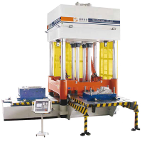 High-precision die spotting machine jm series