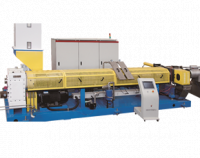 Sj150-130 recycling and granulation machine