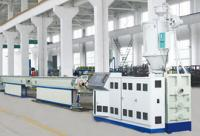 PE water supply / gas pipe production line