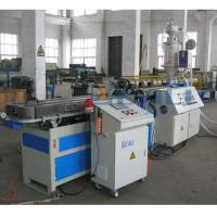 Single - wall corrugated pipe production line