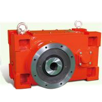 Gear box for single screw extruder