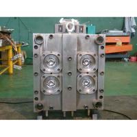 4 Cavity PET Jar Preform Mould