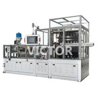 VCCM CAP COMPRESSION MOLDING MACHINE