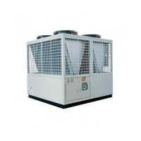 Air cooled Screw glycol chiller