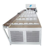 Automatic Double-pipes Extrusion Machine