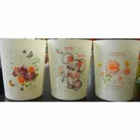 Glitter heat transfer printing film