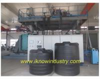 5000 L 1 - 4 Layers Water Tank Blow Moulding Machine