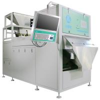 Colored glass color sorter