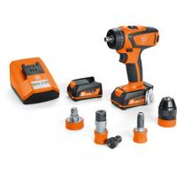 4-speed cordless drill driver