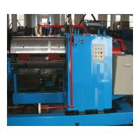 Steel panel decoiler