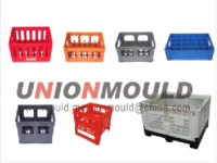 Crate Mold & Pallet Mold