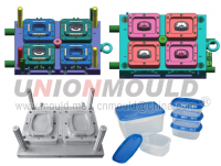 IML (Thin Wall Mold) and Food Container Mold