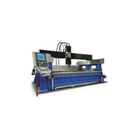 CNC Abrasive Water Jet Cutting Machines