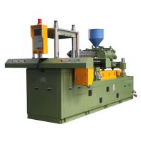 Angle double slide injection molding machine