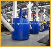 Waste Plastic PET Bottle Washing Recycling Production Line