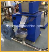 Pe pp ps pc abs granulating machine