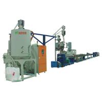 High-Speed One-Step Cross-Linked Polyethylene Pipe Production Line