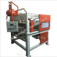 Thermocol glass making machine