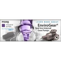 EnviroGear E1 Seal-Less Internal Gear Pump