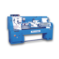 PANTHER PRECISION ALL GEARED LATHES - 1350 / 1650 SER