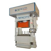 Oleodynamic press for automotive