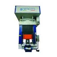 Press for pipe calibration